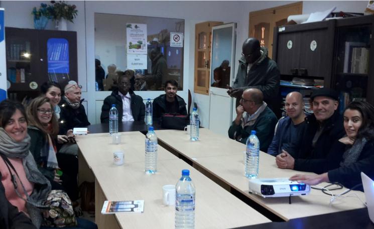 Progetto TERO, tutte le associazioni si riuniscono in Tunisia