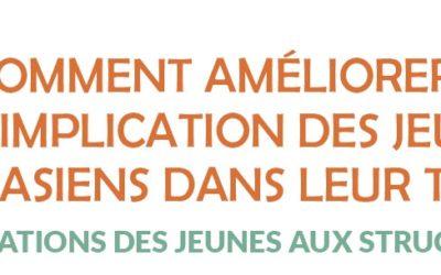 Le raccomandazione dei giovani alle associazioni locali secondo lo studio condotto da CARI