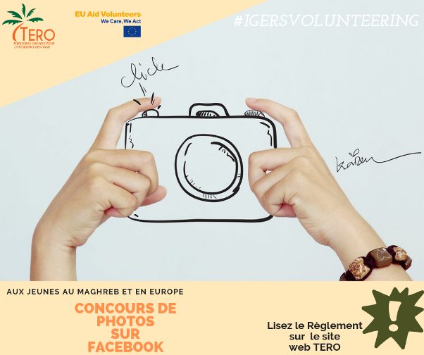 Today, FOCSIV launches the TERO Photo Contest 2019!