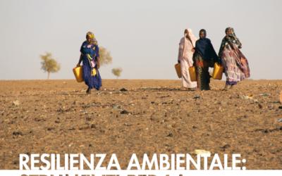 """Pubblicata la Guida """"Resilienza ecologica : strumenti per la mobilitazione giovanile"""""""