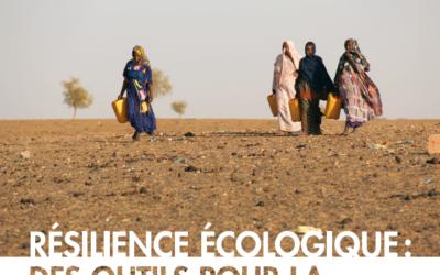 Publié le Guide «Résilience écologique : des outils pour la mobilisation des jeunes»