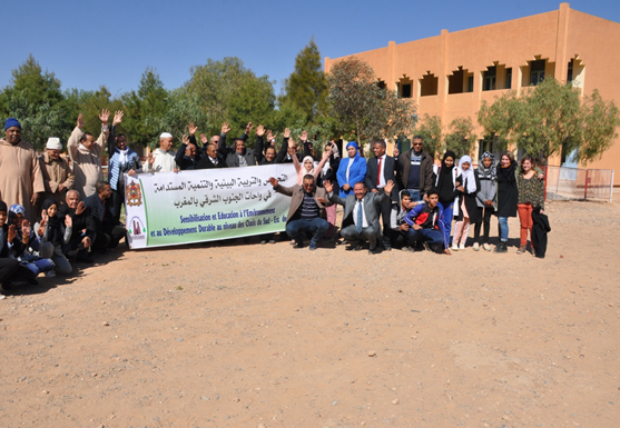 AOFEP's commitment to youth mobilisation continues in Morocco